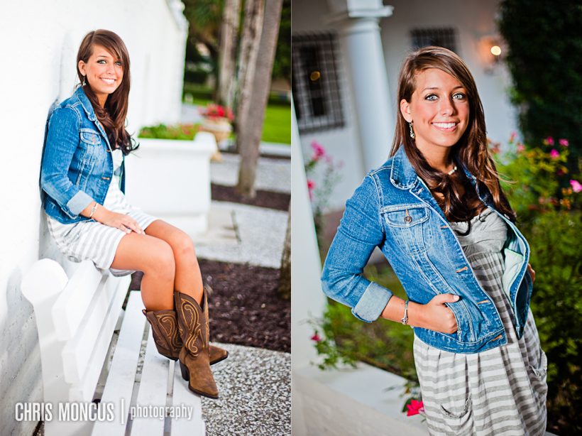 52 Victorias Senior Photography on St. Simons and Jekyll Island