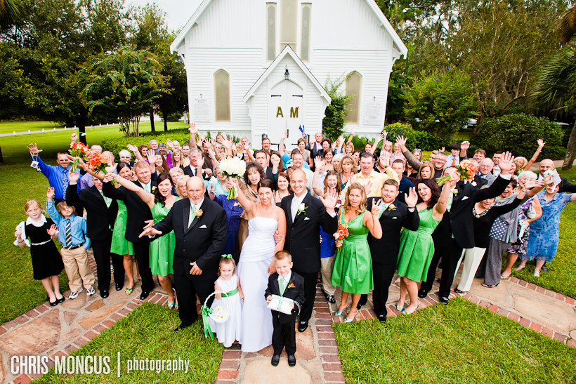 Nunn-Pate Wedding - Chris Moncus Photography
