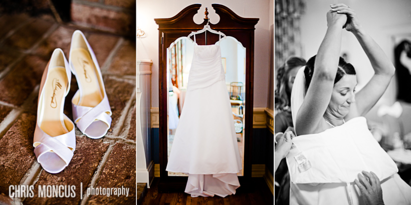 Nunn-Pate Wedding - Chris Moncus Photography - 1