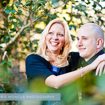 Tiffany + Nick's Teaser :: A Savannah, GA Engagement Session