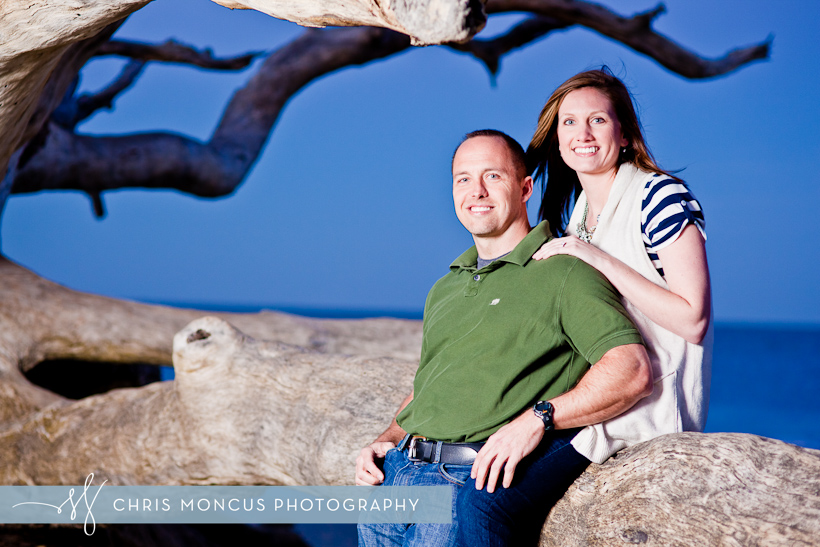 Missy + Brian's Jekyll Island Engagement Session (3)