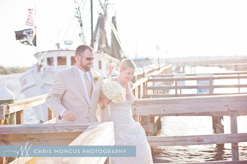 Maggie Tollison & Gray Rhodes Wedding at Darien, GA Waterfront (9)