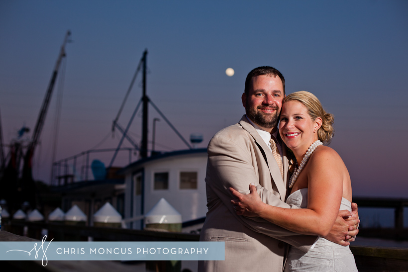Maggie Tollison & Gray Rhodes Wedding at Darien, GA Waterfront (24)