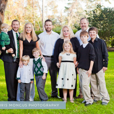Searles Family Photography at Christ Church on St Simons Island