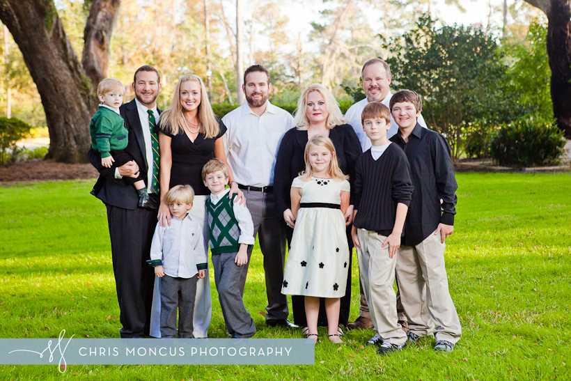 Searles Family Photography at Christ Church on St Simons Island (1)