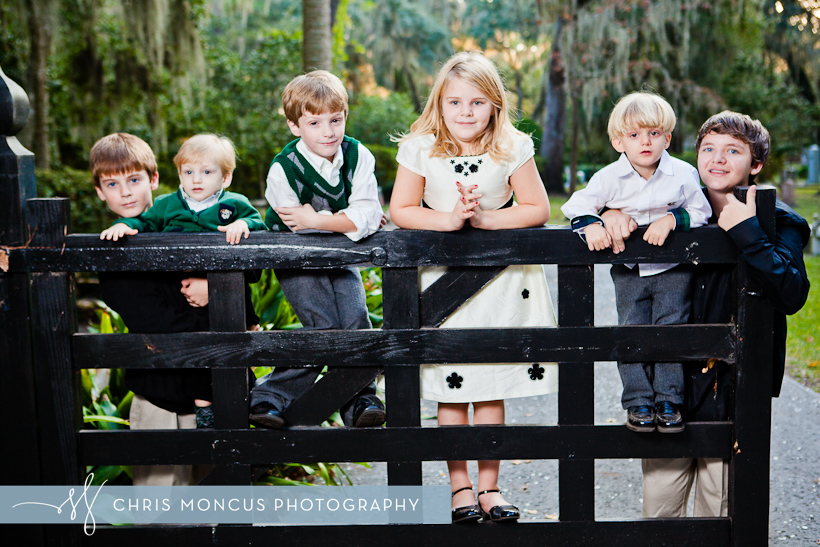 Searles Family Photography at Christ Church on St Simons Island (7)
