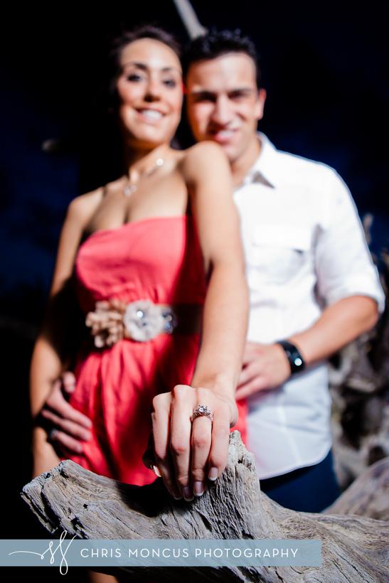 Courtney Balmforth + Matt Azurmendi Engagement Session on Jekyll Island (9)