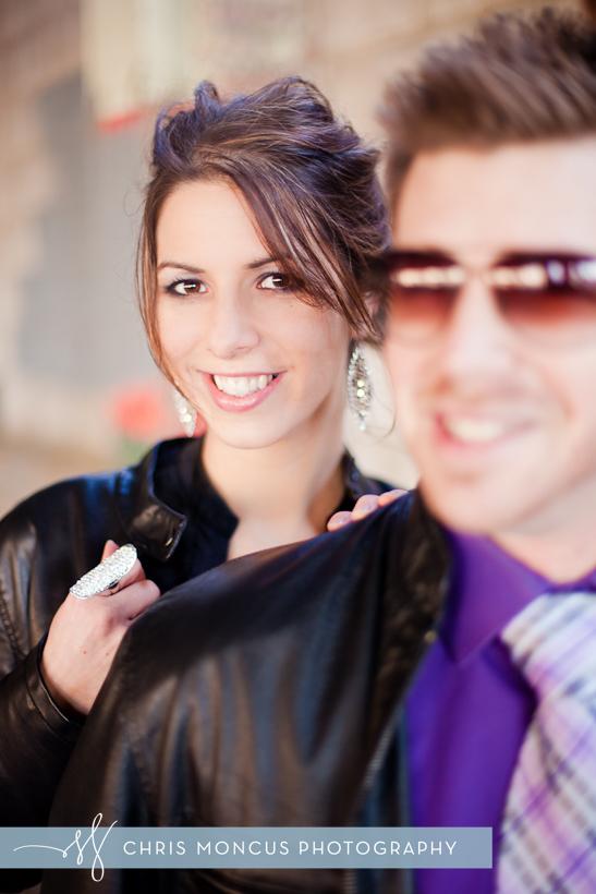 Kelli and Brandon VanDonkelaar in Muskegon