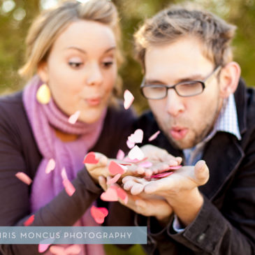 Katie + Michael || Valentine's Day Portraits