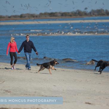 Proposal Paparazzi: Kelly Asked, Mandi Said Yes! || St Simons Island Beach Proposal