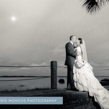 Jen + Matt's Sneak Peek || Jekyll Island Club Hotel Wedding