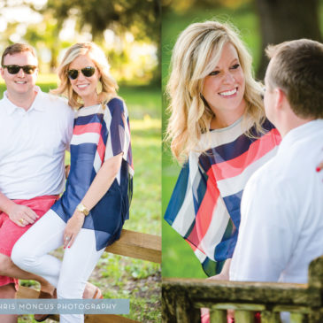 Rena + Adam's Gascoigne/Epworth by the Sea Engagement Session