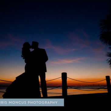 Courtney + Matt's Jekyll Island Destination Wedding Sneak Peek