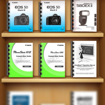 Tip For Photographers: Keep Equipment Manual PDFs on Your iPhone