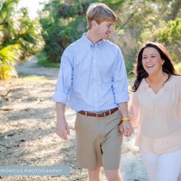 Ashley + Jeff || Jekyll Island Engagement Session