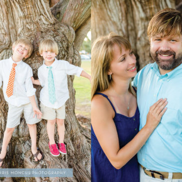Lewis Family || St. Simons Island Family Photographer