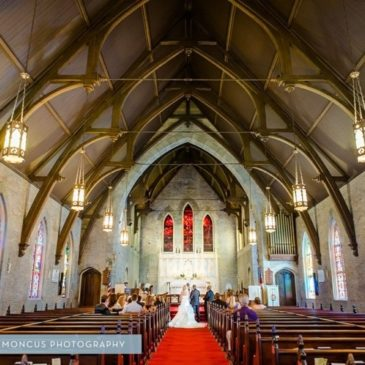 St Mark Episcopal Church Wedding… Wow!