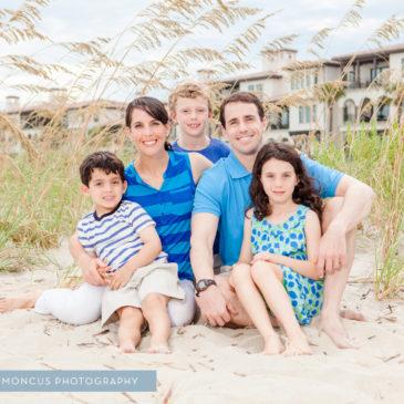 Sea Island Family Beach Photographer