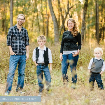 Katie + Michael + Two Awesome Kids || St Simons Island Family Session