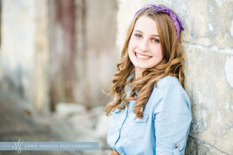 Golden Isles Senior Portrait Photographer