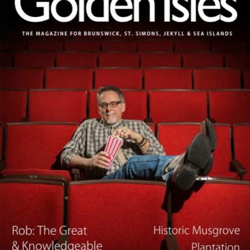 Cover Shot: Golden Isles Magazine Featuring Rob Nixon