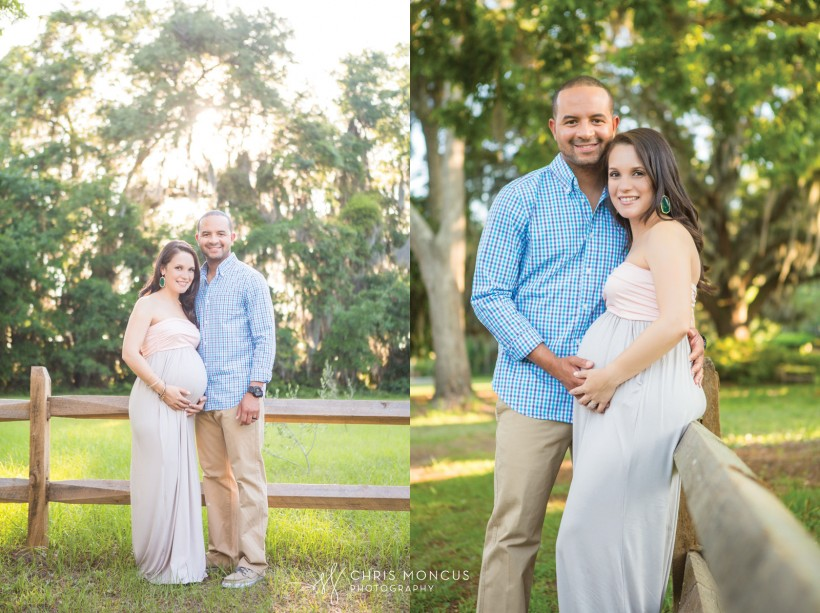 Epworth St Simons Island Maternity Photography