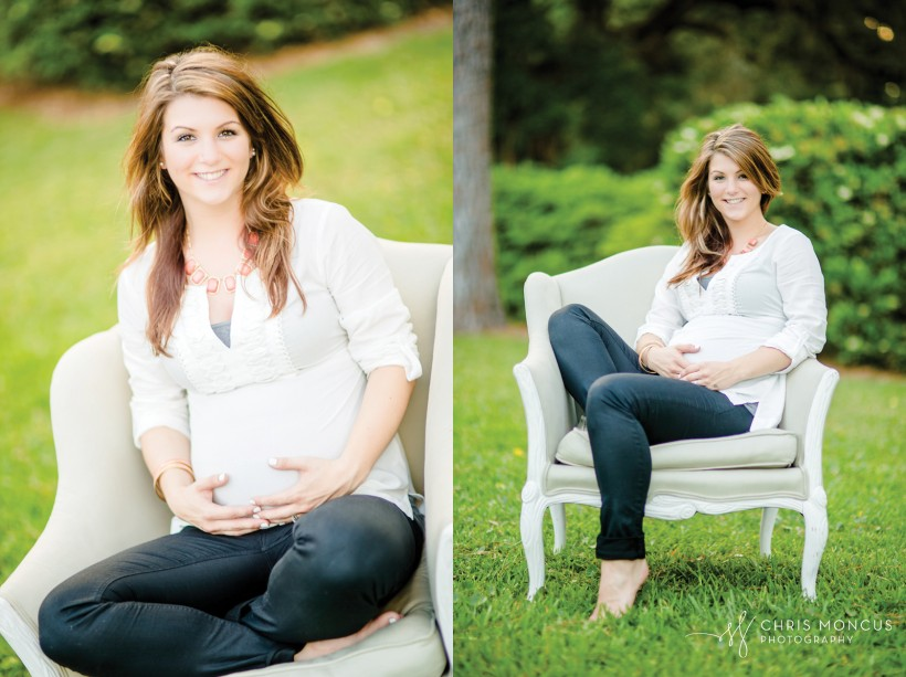 St Simons Island Maternity Photographer