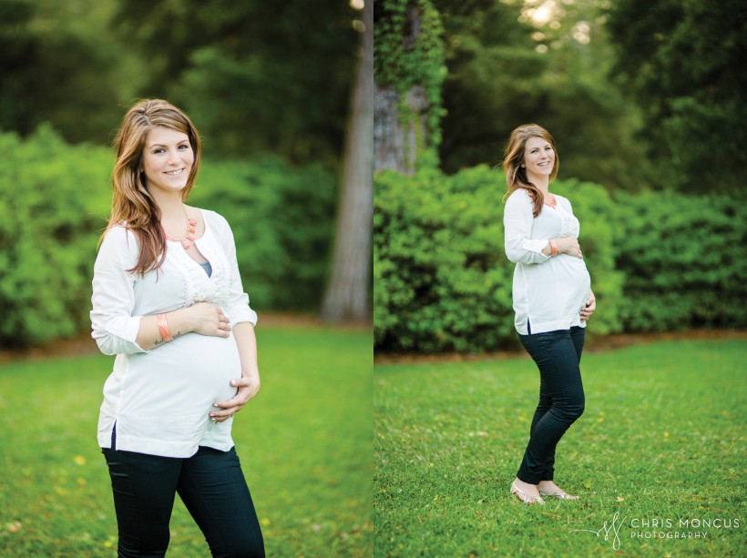 St Simons Island Maternity Photography