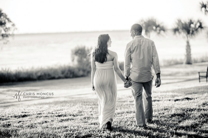 St Simons Island Maternity Session