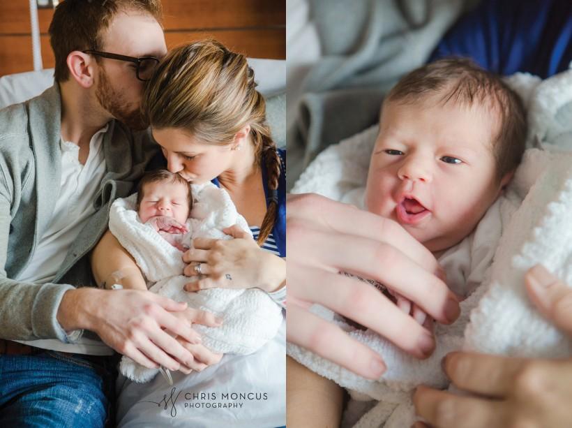 Miriam & Hugh Nunnally Maternity Care Center Photographer