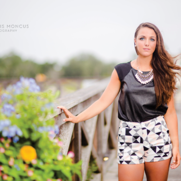 Avalee's Sea Island Senior Portraits