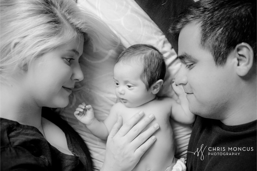 Newborn Baby Photographer Brunswick GA