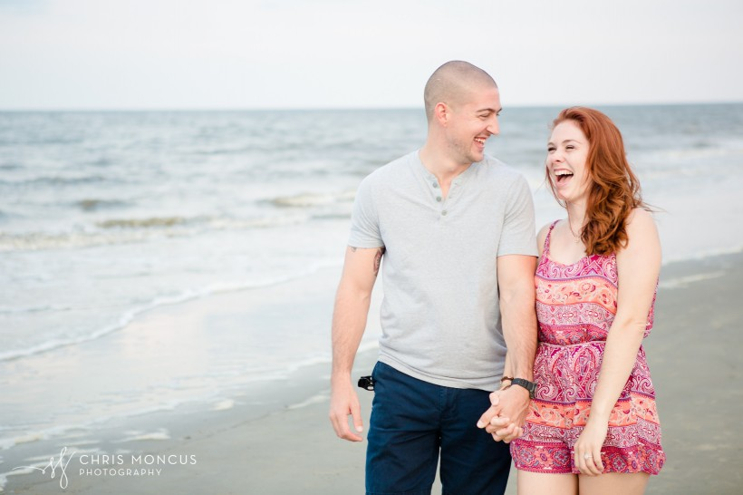 Driftwood Beach Proposal Jekyll Island 22