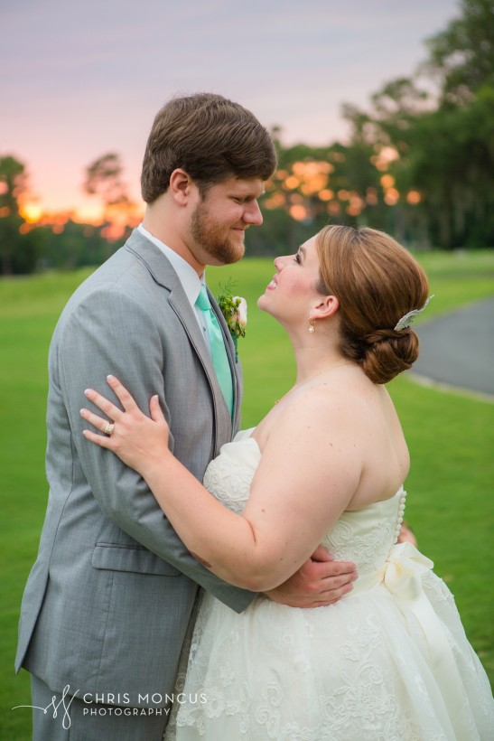58 Brunswick Country Club Golf Course Wedding - Chris Moncus Photography - 955-3298