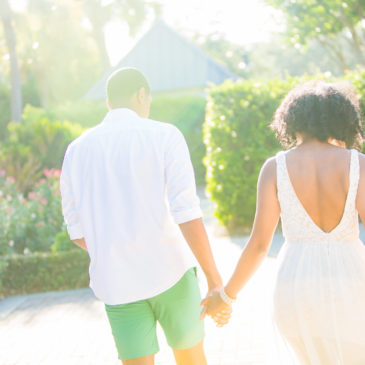 Jeremy and Deonna's First Wedding Anniversary Session on St Simons Island