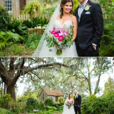 Josie + Max's Brunswick Wedding and Farmhouse Reception