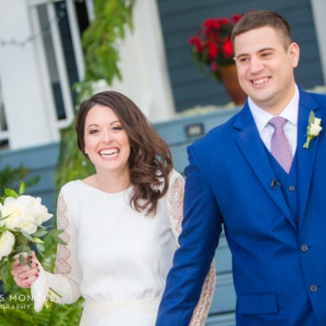 Preview: Caitlin and Derek's Intimate St. Simons Island Wedding