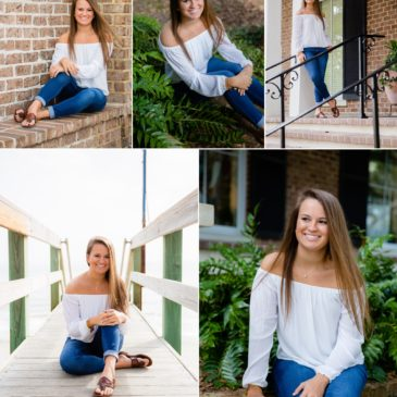 Amanda Rocked Sarah's Senior Portraits!
