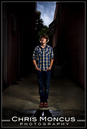 Matt's Senior Portraits