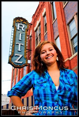 Sara's Senior Portraits Downtown Brunswick GA
