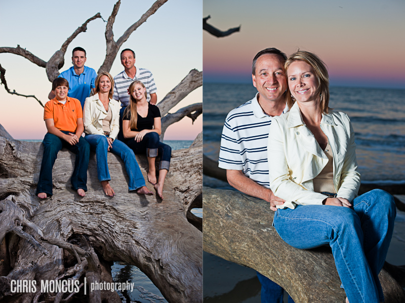 8 Laynes Senior Portraits on Jekyll Island   Historic District and Driftwood Beach