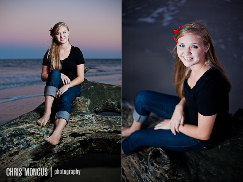 91 Laynes Senior Portraits on Jekyll Island   Historic District and Driftwood Beach