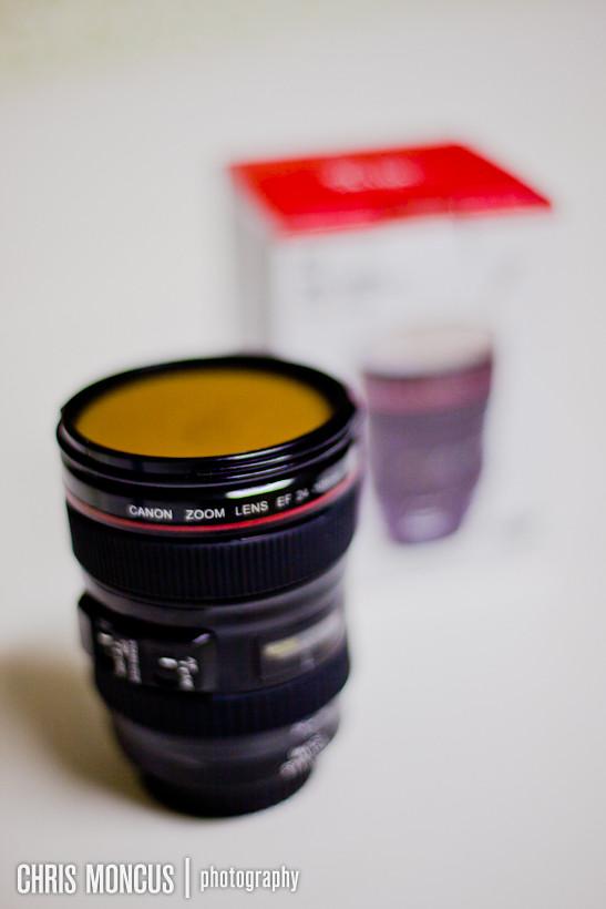 Canon Lens Mug 24-105
