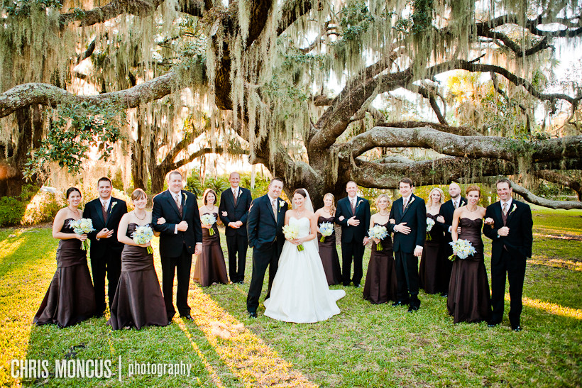 We Spent A Perfect Saay With Melody And Cameron At Their Wedding The Jekyll Island Club Hotel