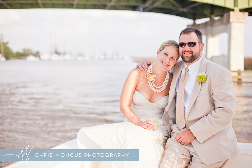 Maggie Tollison & Gray Rhodes Wedding at Darien, GA Waterfront (7)