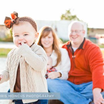 Goldstone Family in Downtown Brunswick GA (1)