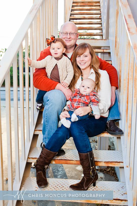 Goldstone Family in Downtown Brunswick GA (7)