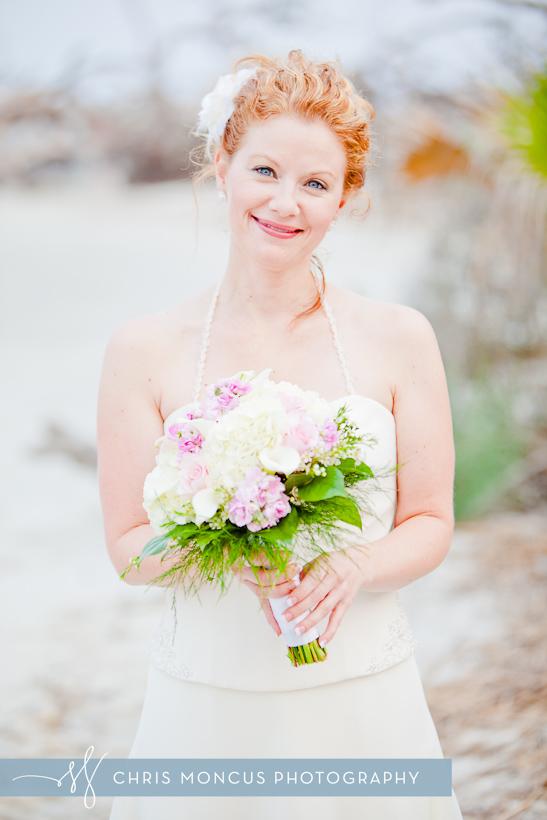 Lisa McMillion + Bryon Shrewsberry Jekyll Island Driftwood Beach