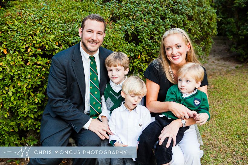 Searles Family Photography at Christ Church on St Simons Island (4)