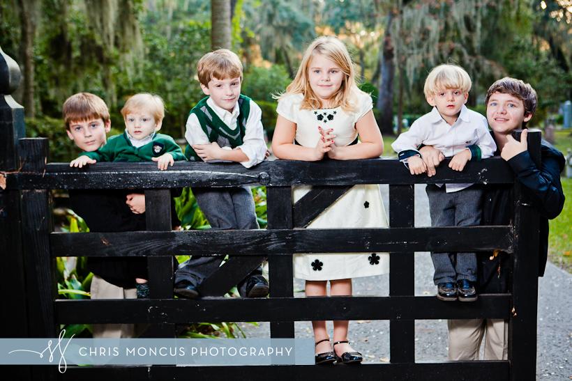 Searles Family Photography at Christ Church on St Simons Island (7)